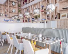 The Joke Hotel is a contemporary hotel in Paris with a playful vibe that's enjoyable for both children and young-hearted adults.