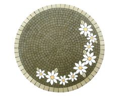 Resultado de imagem para tampo de mesa com mosaico