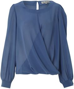Love this: Cross Blouse @Lyst