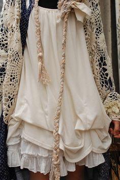 Cute layered tunic.