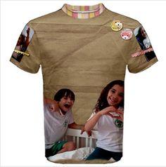 Camiseta totalmente personalizável, perfeita para uso diário! Feita em poliéster e Coolmax, recomenda-se a lavagem a mão, apenas em água fria. Tamanhos de PP a 3XL