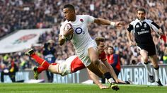 Anthony Watson. #RBS6Nations Anglaterra [25-21] Gal·les. Twickenham Stadium. 12-3-16