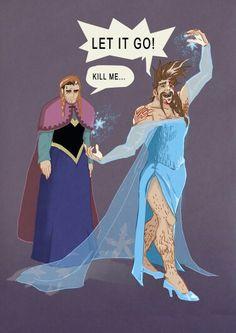 Frozen Darius e Draven