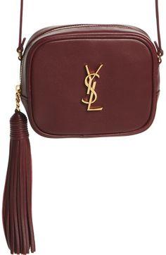 Saint Laurent 'Monogram Mini Blogger' Crossbody Bag available at #Nordstrom