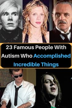 23 Famous People Who Accomplished Incredible Things While On The Autism Spectrum Kim Peek, Weird Facts, Fun Facts, Famous People With Autism, Ways Of Seeing, Interesting News, Any Book, Funny Pins, The Funny