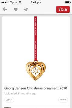 Georg Jensen christmas