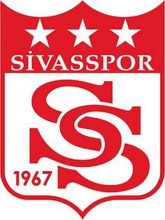Sivasspor Kulübü | Country: Turkey / Türkiye. País: Turquía. | Founded/Fundado: 1967 | Badge/Crest/Logo/Escudo.