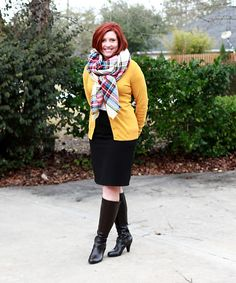 Savvy Southern Chic: Blanket scarf