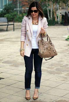 H  Blazers, Balenciaga  Bags and H  Jeans