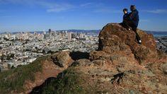 """San Francisco Rocks Walking Tour: """"Seismic Forces that Shaped Our City"""" @ Dolores Park (San Francisco, CA)"""