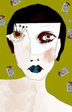 « la fille aux cheveux noirs » https://www.facebook.com/pages/Linda-Vachon-t%C3%AAte-de-caboche/655536421196097