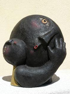Ellen Sculpture - Aubagne