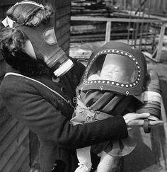 post apocalyptic baby gas mask