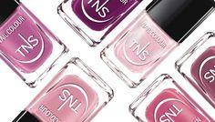 Smalti TNS Cosmetics - La Vie en Rose, la bellezza si tinge di Rosa!