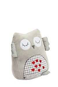 BABY OWL DOORSTOPPER