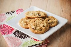 Peanut Butter Chocolate Chip Cookies (1 of 3)