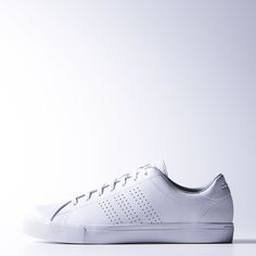 quality design 14a9d 4e9ef Designed in leather for guys who take sport style seriously. These shoes  are finished with