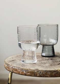 Sarjaton. Iittala. would love these as every day glasses