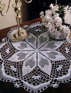 tablecloths crochet pattern – magic crochet | make handmade, handmade