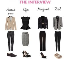 This is What You Should Wear to an Interview ... → Money
