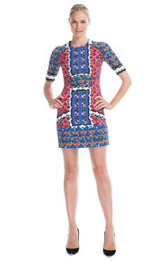 Peter Pilotto Red RG dress