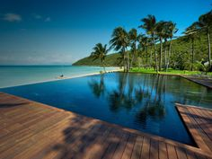 Besides being the only living structure visible from space, the reef weaves mangroves, coral cays, and islands through reefs and sea grass beds. Tourists from across the globe flock up here in pursuit of peaceful retreat and take shelter in Great Barrier Reef accommodation.  #Property #accommodation #australia #travel