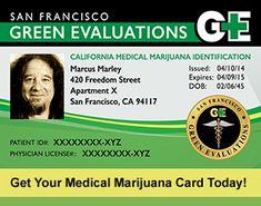 Medical Marijuana Card - SF Clinic | Green Evaluations