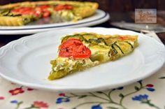 Un pastel salado riquísimo de hojaldre y verduras variadas. ¡Toma nota de la receta!