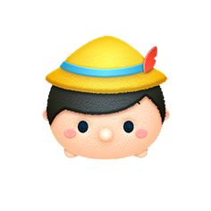 Pinocchio is a Premium Box Tsum Tsum. When activated, Pinocchio's Skill clears two types of Tsum Tsum. His base Tsum Tsum requirement is Higher Skill levels will reduce the number required to fill in the Skill meter. Tsum Tsum Party, Disney Tsum Tsum, Tsum Tsum Characters, Disney Characters, Maleficent Dragon, Chibi Kawaii, Miss Bunny, Princess Daisy, Tsumtsum