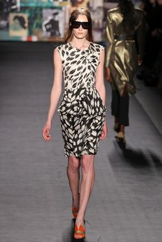 Tracy Reese :: Fall 2012 RTW, Trend Takeaways- Peplum