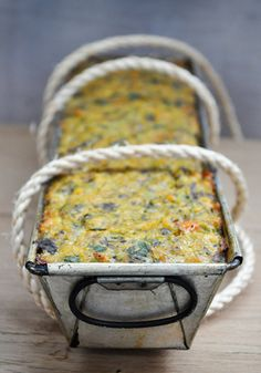 Lentils, Veggies and Mushroom Bake - Traditional Romanian recipe for Easter made healthy! Use egg substitute