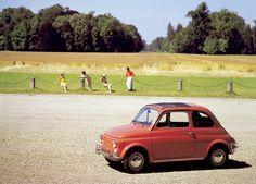 1957 Fiat 500 - ikke cadillac...