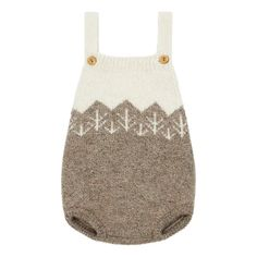 LE DRESSING DE BÉBÉ Archives - Sunday Grenadine Baby Girl Romper, Girls Rompers, Straw Bag, Fashion Brands, Taupe, Wool, Brown, Mini, Bags