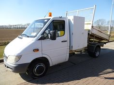 For sale: Used and second hand - Van MERCEDES-BENZ Tipper SPRINTER 408 CDI