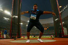 Aretha Hill Thurmond- Beijing Olympics