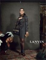 Meet Lanvin's Other Senior Campaign Star (and Advanced Style Regular) 62-Year-Old Tziporah Salamon...  Brava my dear friend Tziporah from Manhattan is part of this fabulous new campaign. thank you Lanvin.