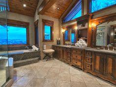 Bathroom of home in Heber City, Utah