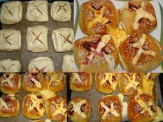 Vulkán zsömle :: Ami a konyhámból kikerül Baked Potato, French Toast, Favorite Recipes, Baking, Breakfast, Ethnic Recipes, Food, Sweet Recipes, Morning Coffee