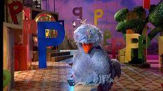Sesamstraat lied: de p van pino