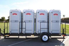 Quad Toilet Paper Dispenser, Inside Doors, Portable Toilet, Toilets, Pumping, Quad, Locker Storage, Shower, Bathrooms