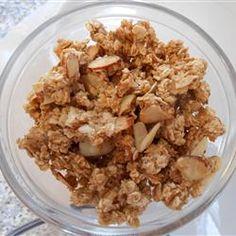 Vanilla Granola Allrecipes.com