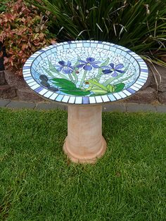 Carol's Birdbath | Flickr - Photo Sharing!