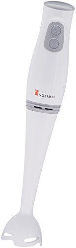 Solimo Hand Blender (Plastic)