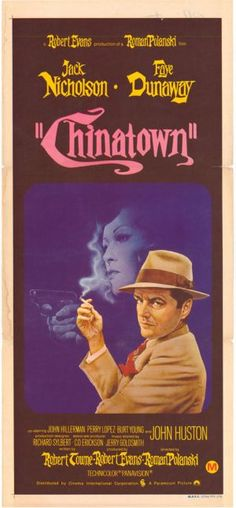 Chinatown (1974) By Richard Amsel