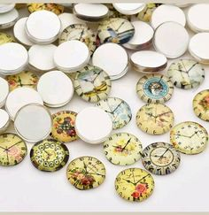 Check out this item in my Etsy shop https://www.etsy.com/uk/listing/528234717/10-clock-cabochons-12mm-printed-half