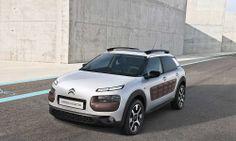 Citroen C4 Cactus. Не колет, но прикалывает:) Год назад мы гадали, каким же будет переосмысленный Citroёn с упором на рациональность. Первенец свежего образа многое расставил на свои места. Европейские продажи «Кактуса» начинаются в июне. Нам пока не светит, хотя директор Citroën Украина Лоик Сибрак полон решимости добиться поставок уже со следующего года.