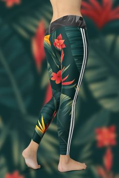 Not see-through, squat proof and ultra comfy. Designed for women and girls of all shapes, curves, sizes & ages. Support every move. Striped Leggings, Women's Leggings, Sport Outfits, Squats, Hug, Vietnam, Looks Great, Curves, Leather Pants