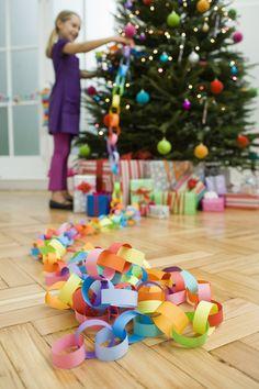 Homemade Christmas decorations for kids Huggies.com.au Huggies.co.nz