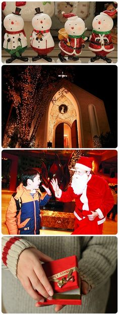 #豆知识#【How Do People in China Celebrate Christmas? 看中国人如何过圣诞节】1. 装饰 Decorations ;2.教会集会 Church Services ;3. 商店的圣诞老人 Store Santas ;4.送礼物 Gift Giving 。http://cn.hujiang.com/new/p439070/