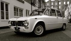 My classic Alfa Romeo Giulia Super. Alfa Cars, Alfa Romeo Cars, Alfa Romeo Giulia, New Trucks, Classic Italian, Classic Cars, London, Vehicles, Wheels